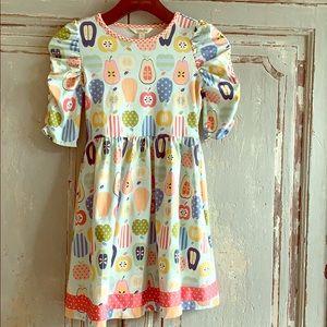 Matilda Jane Dress, Girls Sz 8, EUC